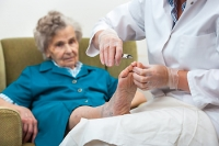 The Importance of Maintaining Proper Foot Care as You Age